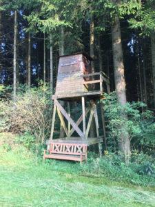 Reviere der Jagdschule Schüttler